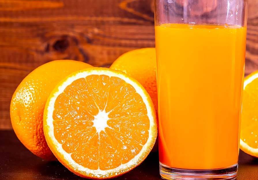 El Zumo de Naranja , un aliado para la ingesta de líquidos durante este verano