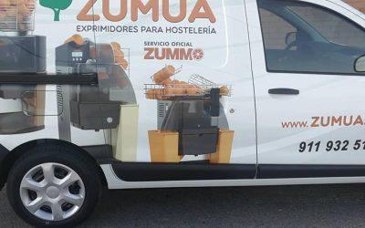 El Grupo ZUMUA apuesta por el medio ambiente con la adquisición de su tercera furgoneta de GLP