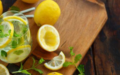 Incluye en tu dieta el zumo de limón