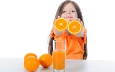 Beneficios del zumo de naranja en ayunas.