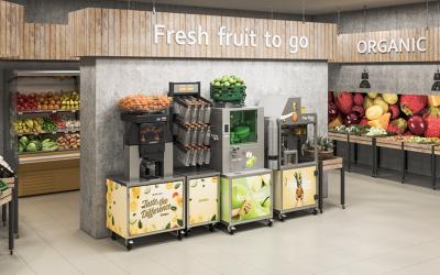 Zummo amplía su cartera de productos presentando nuevas soluciones para el sector retail.